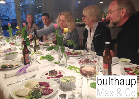 bulthaup Workshop Eat like Eve