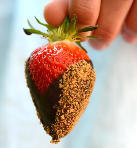 Erdbeeren und Schokolade – die perfekte Kombination