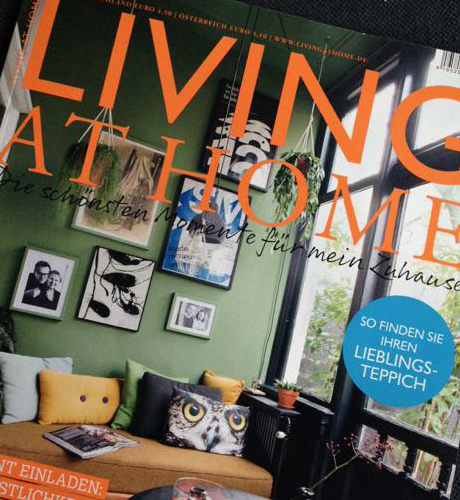 Eat like Eve in der Living at Home