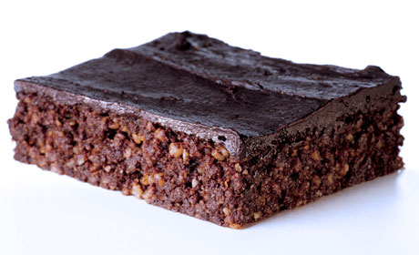 Brownie, vegane Kuchenmischung
